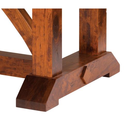 Bostonian Trestle Table