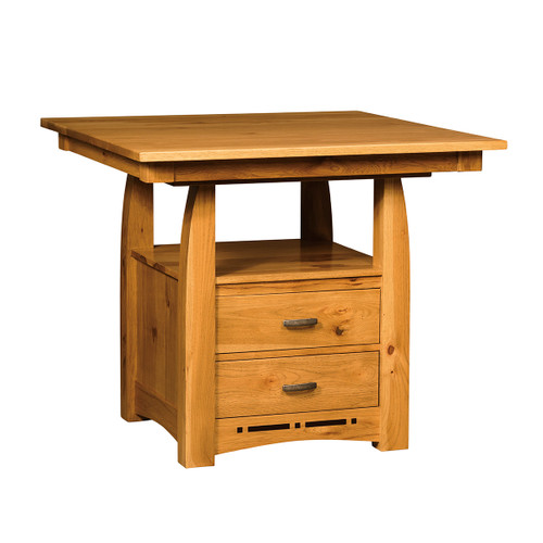 Boulder Creek Cabinet Table
