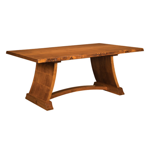 Tahoe Trestle Table (Live Edge)