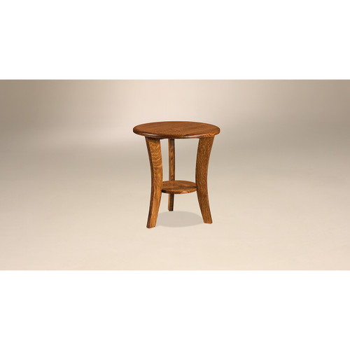 Laurie End Table (Round)