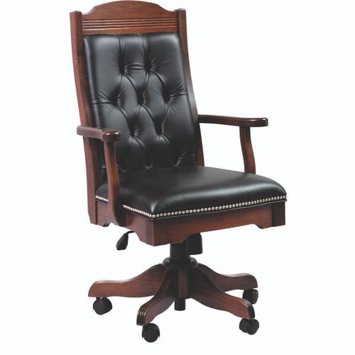 Starr Executive Arm Chair (Gas Lift)