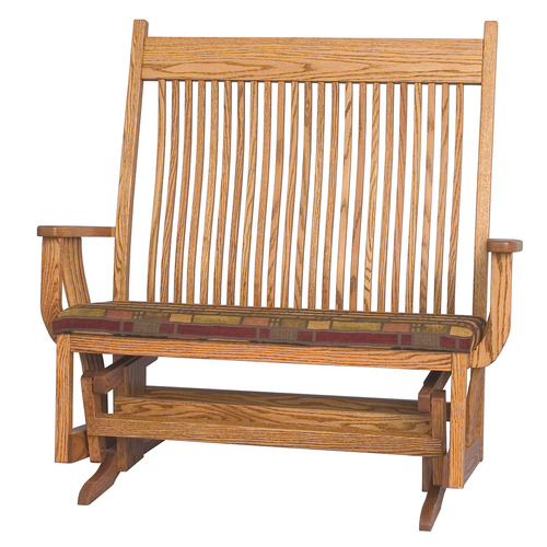 Royal Mission Loveseat Glider