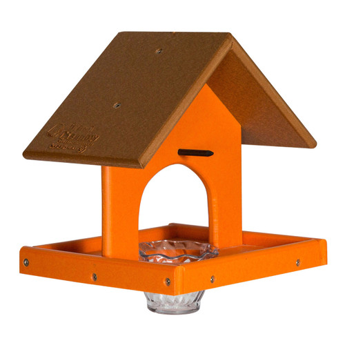 Single Oriole Feeder (Tray Base)