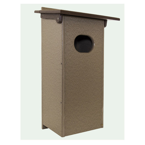 Wood Duck Box (Post Mount)