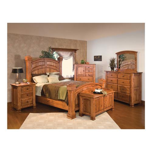 """Charleston 68"""" Dresser"""