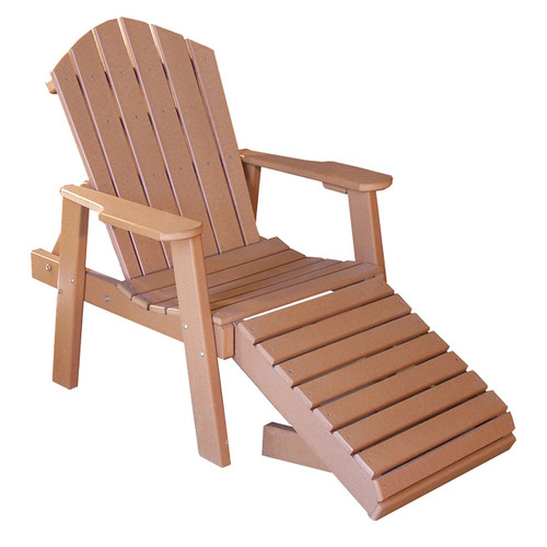 Outdoor Classic Chaise Lounge Chair