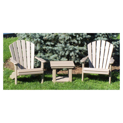 Outdoor Children's Adirondack Chair