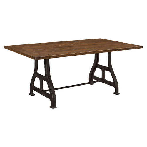 Ironsmith Table (Reclaimed Barn Wood)