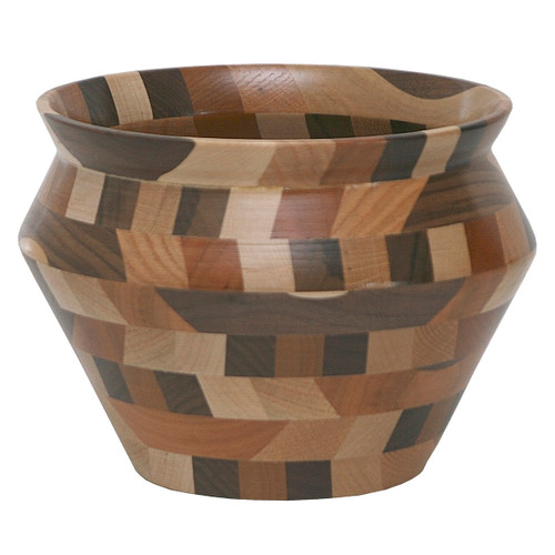 Wooden Vase (Oak)