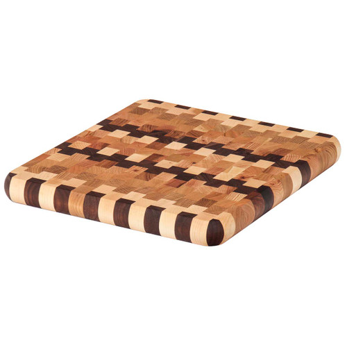 End Grain Checkered Cutting Board