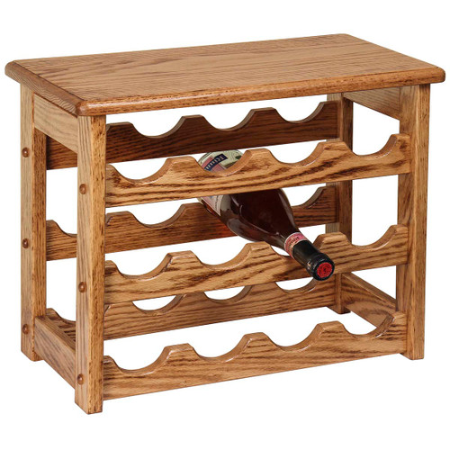 Wine Rack (12-Bottle)