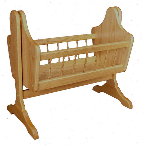 Swinging Doll Cradle