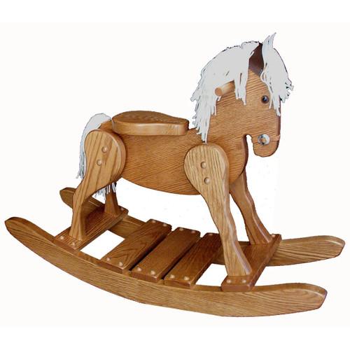 Deluxe Rocking Horse