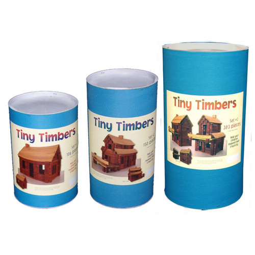 Tiny Timbers Building Set