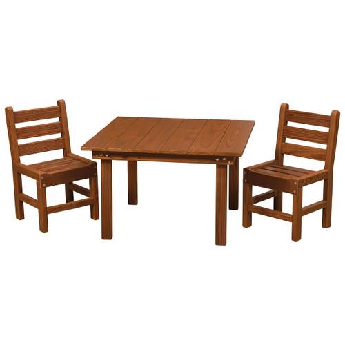 Cedar Kid's Table