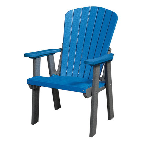 Polywood Fan Back Chair