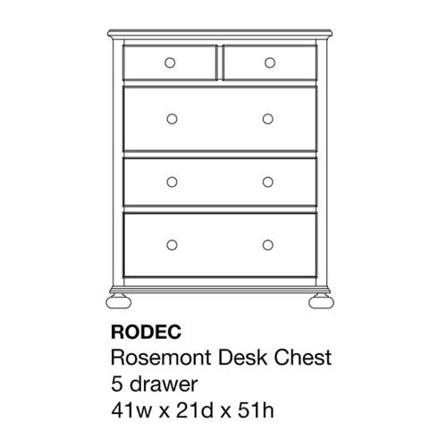 Rosemont Desk Chest