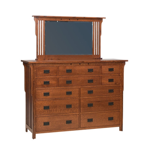 """Royal Mission 68"""" Dresser"""