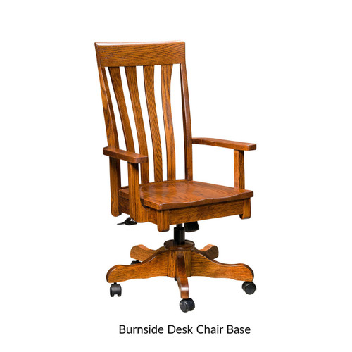 Arts & Crafts Desk Chair