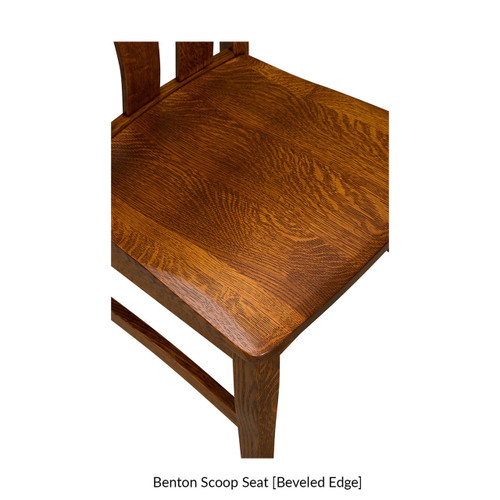 Bayridge Stationary Bar Stool