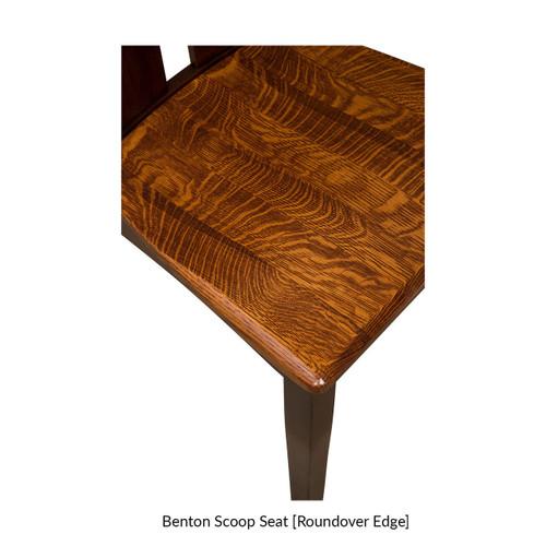 Benton Swivel Bar Stool