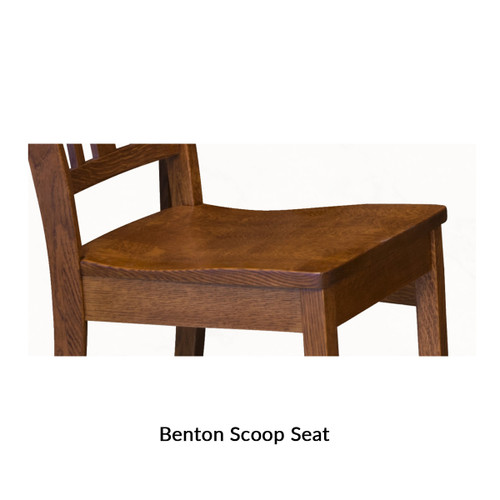 Bostonian Stationary Bar Stool