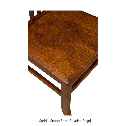 Cavalier Stationary Bar Stool