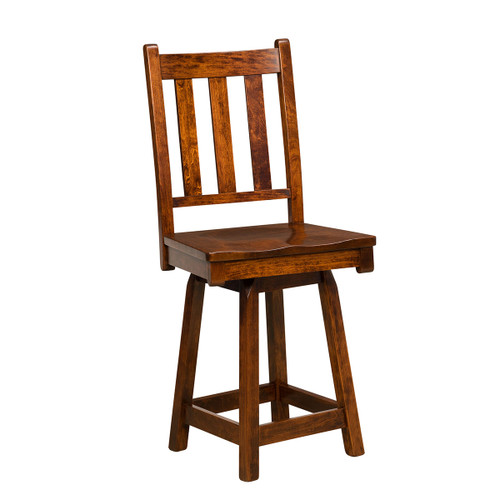 Denver Swivel Bar Stool