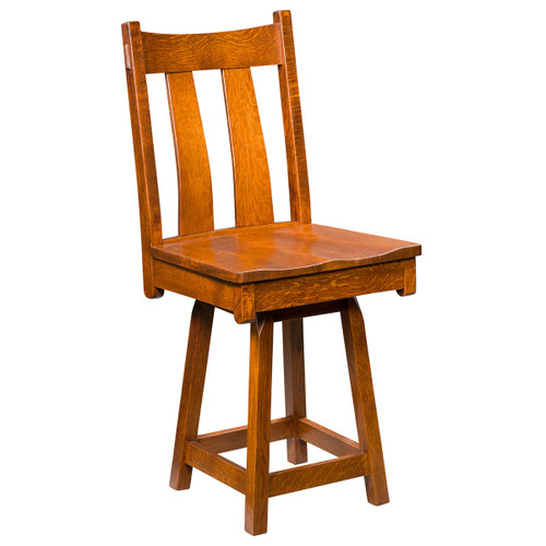 Fremont Swivel Bar Stool