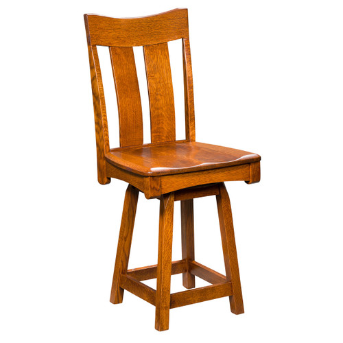 Galena Swivel Bar Stool