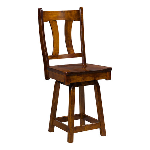 Imperial Swivel Bar Stool