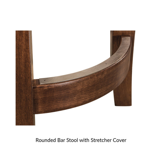 Carolina Stationary Bar Stool
