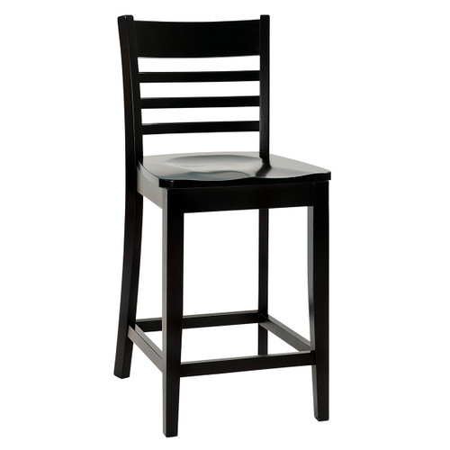 Louisdale Stationary Bar Stool