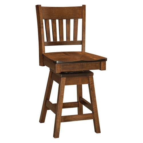 Marburry Swivel Bar Stool