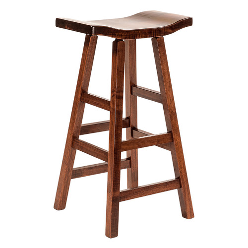 Portage Swivel Bar Stool