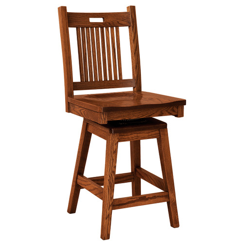 Bayhill Swivel Bar Stool