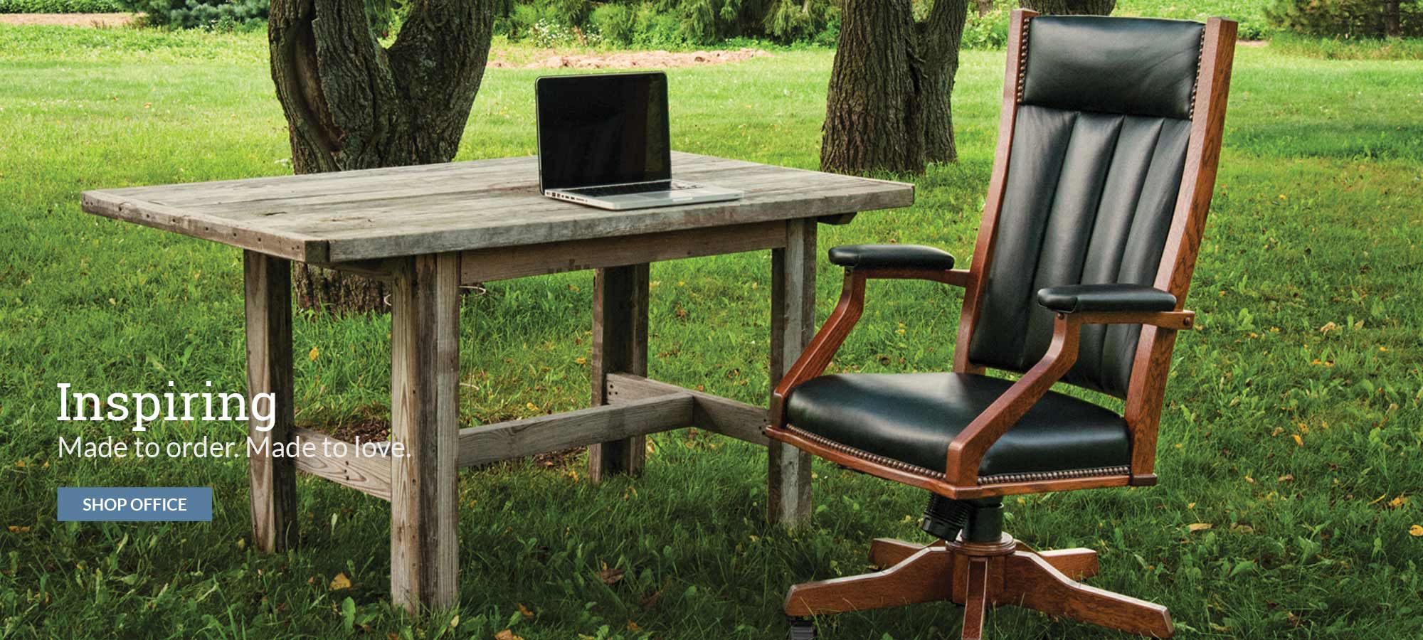 Mattie Lu - Artisan Crafted Furniture For Your Home