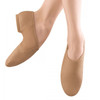 Bloch Neo-Flex Leather Jazz Shoe with Rubber Sole (Slip On Split Sole)