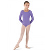 BLOCH BASIC LONG SLEEVED LEOTARD