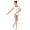 BLOCH 'DUJOUR' CAP SLEEVED LEOTARD (Nylon/Spandex)