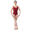 BLOCH ROUCHE FRONT TANK LEOTARD (Ladies)