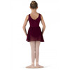 Bloch Barre Girls Mock Wrap Skirt
