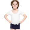 FLIPSIDE SHORT SLEEVE BOYS LEOTARD