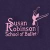 Susan Robinson School of Ballet Branded Navy Track Suit Top