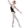 The Performance Academy Royal Pinch Front Back Cami Leotard