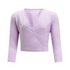 FREED BALLET WRAP CROSS OVER 3/4 SLEEVES Ad