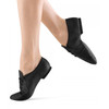 Arts Education Jazzsoft Leather Jazz Shoe With Rubber Split Sole Lace Up
