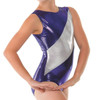 TAPPERS & POINTERS GYM/12 SHINE PANEL LEOTARD