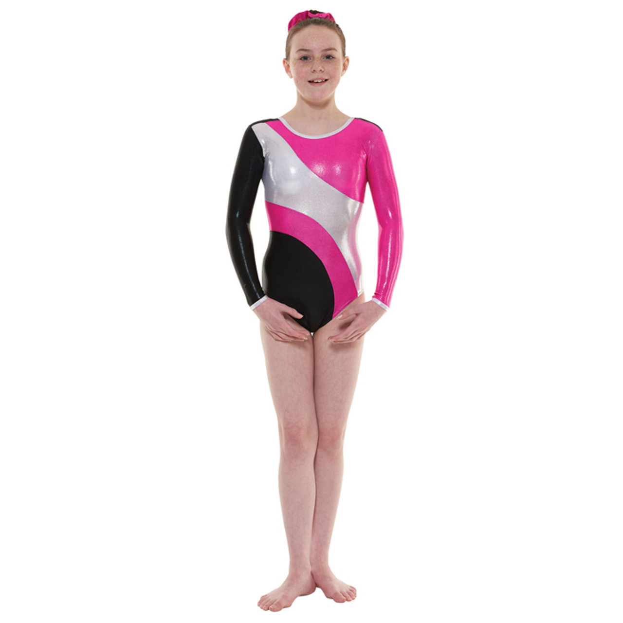 2d551a2aa TAPPERS   POINTERS GYM 42 CARNIVAL LEOTARD Jr - 4 dance