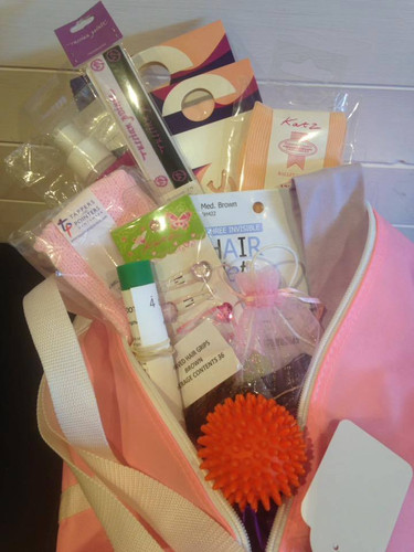 4 dance Christmas Goodie Bag Competition Winner
